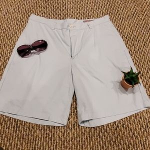 Vineyard Vines Light Blue Flat Front Shorts